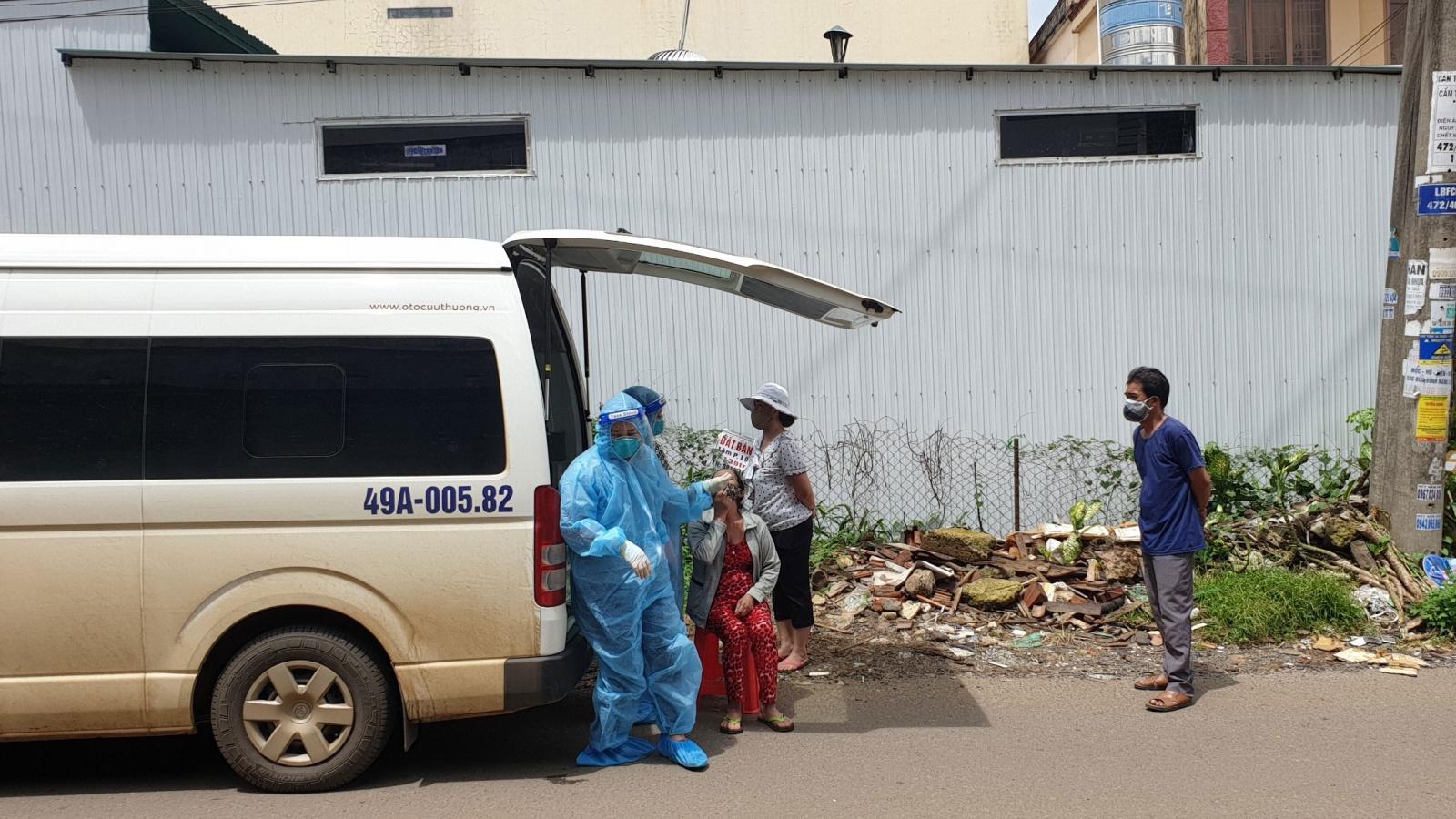 Khởi tố vụ tài xế xe tải làm lây lan dịch bệnh Covid-19 ở Lâm Đồng