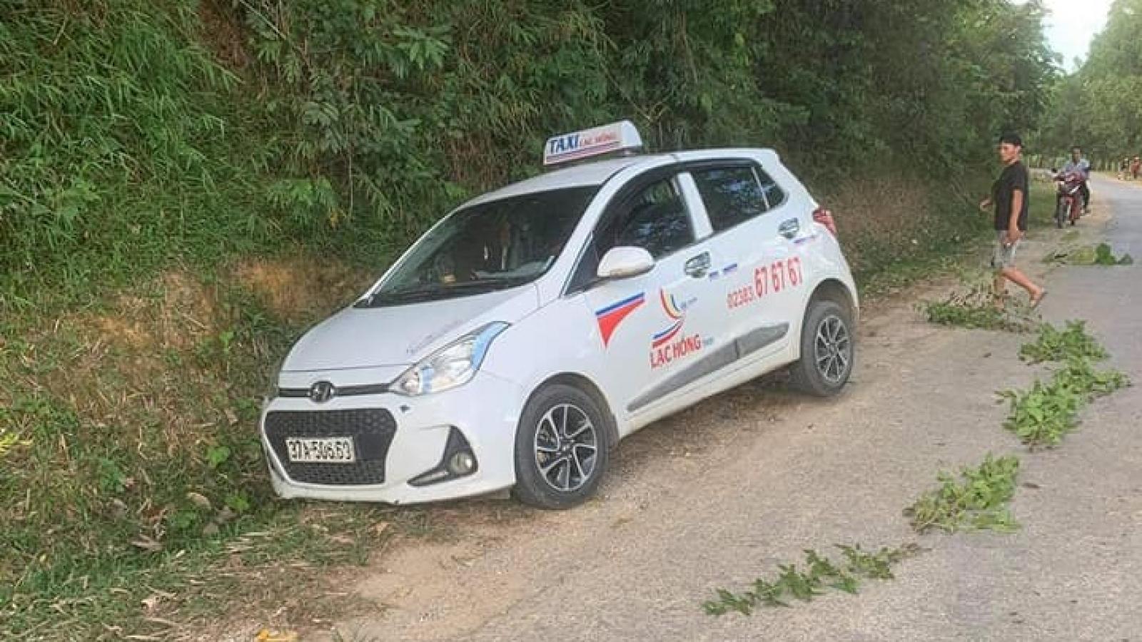 Bắt nghi phạm liên quan vụ sát hại tài xế taxi ở Nghệ An