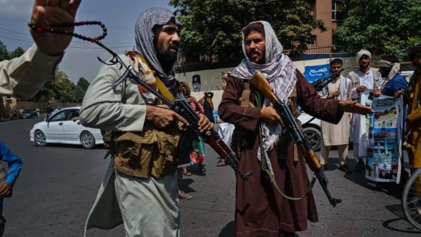 Taliban chỉ định những quan chức đầu tiên trong chính quyền mới