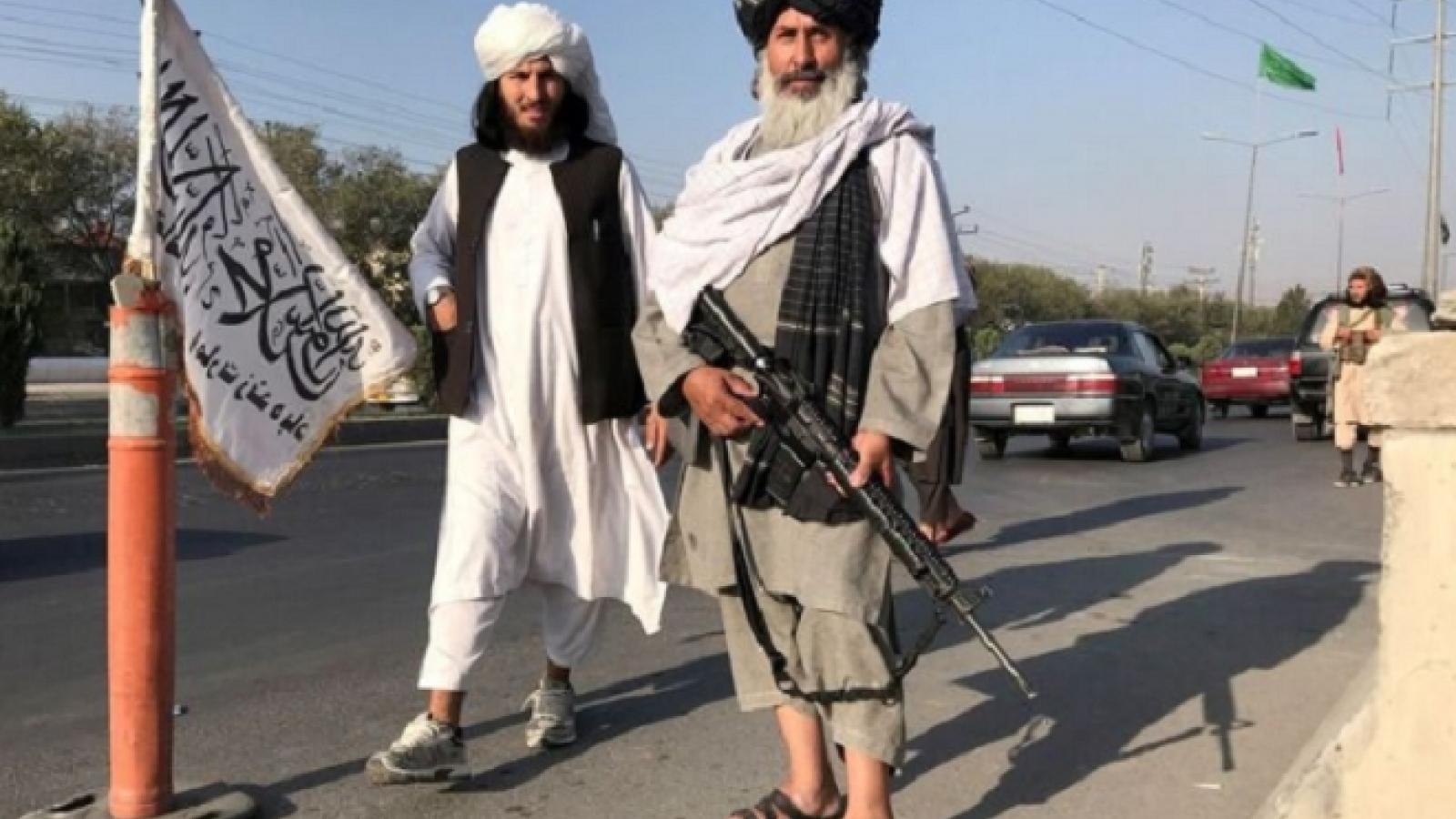 Anh thúc giục G7 áp trừng phạt Taliban