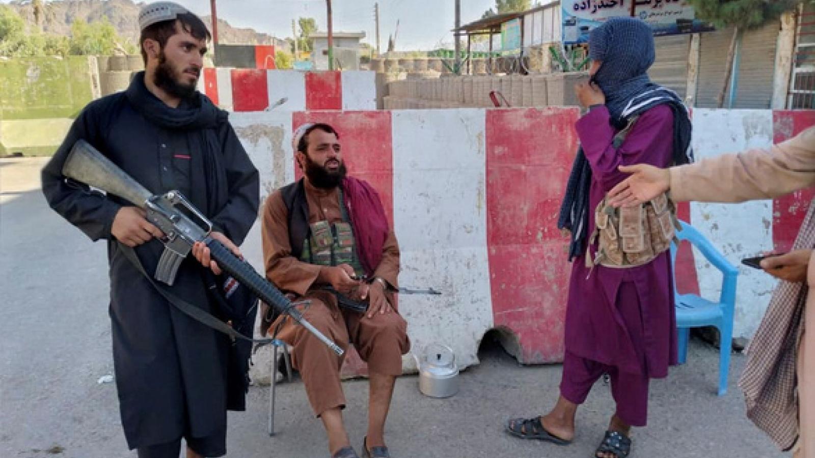 Lo ngại tình hình an ninh tại Afganistan, nhiều nước rút phái đoàn ngoại giao về nước