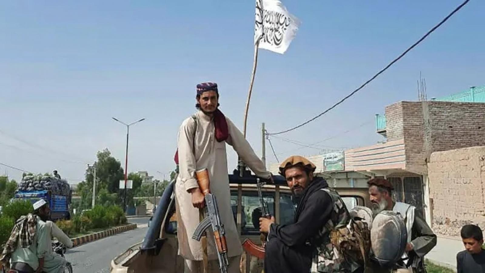 Nga khẳng định Taliban đang từng bước thực hiện các cam kết