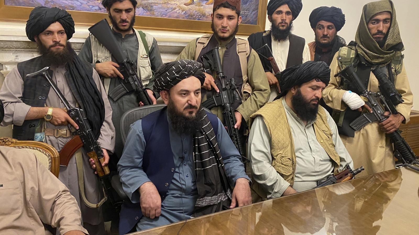 Thông điệp hòa bình từ Taliban và phản ứng từ dư luận quốc tế