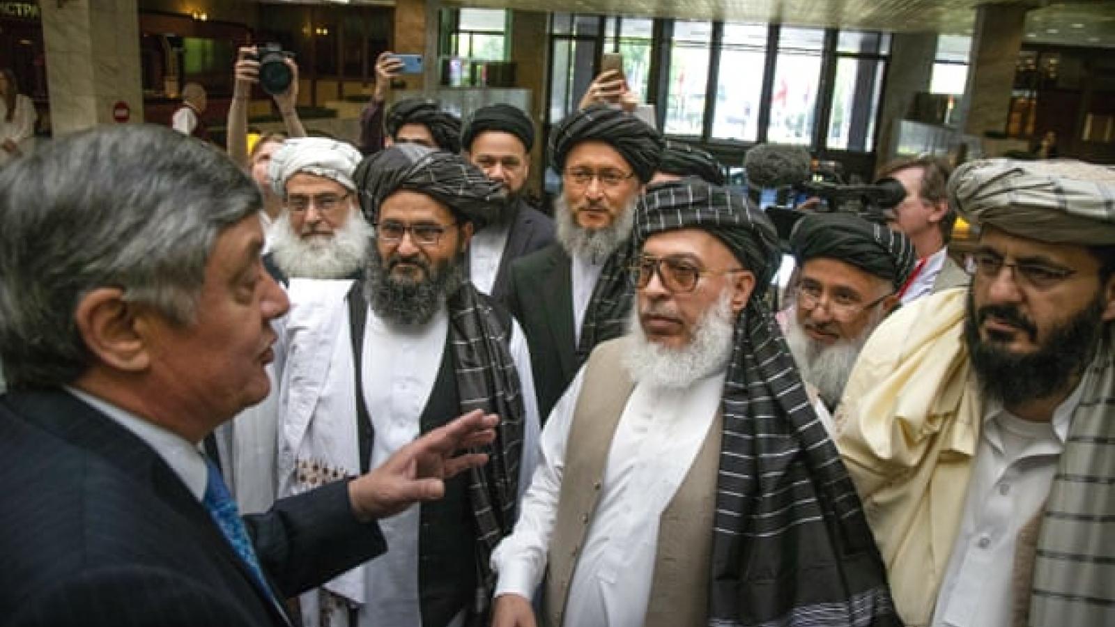 Trung Quốc, Nga và Pakistan lộ rõ ý đồ ở Afghanistan sau khi Taliban trở lại