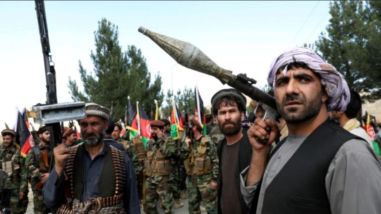 Lý giải sức mạnh Taliban trên chính trường Afghanistan