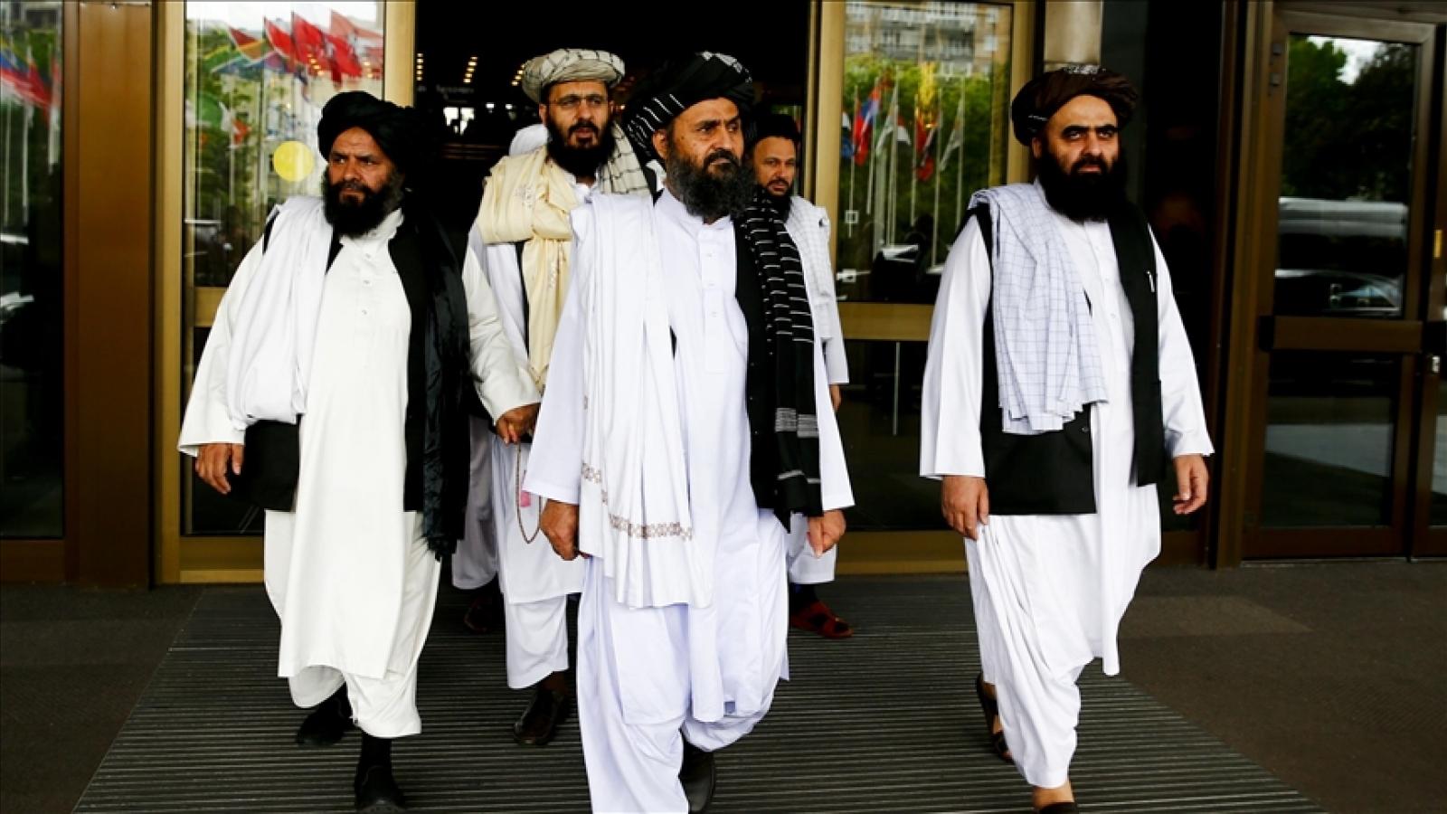Mục đích thực sự của Trung Quốc khi đối thoại với Taliban