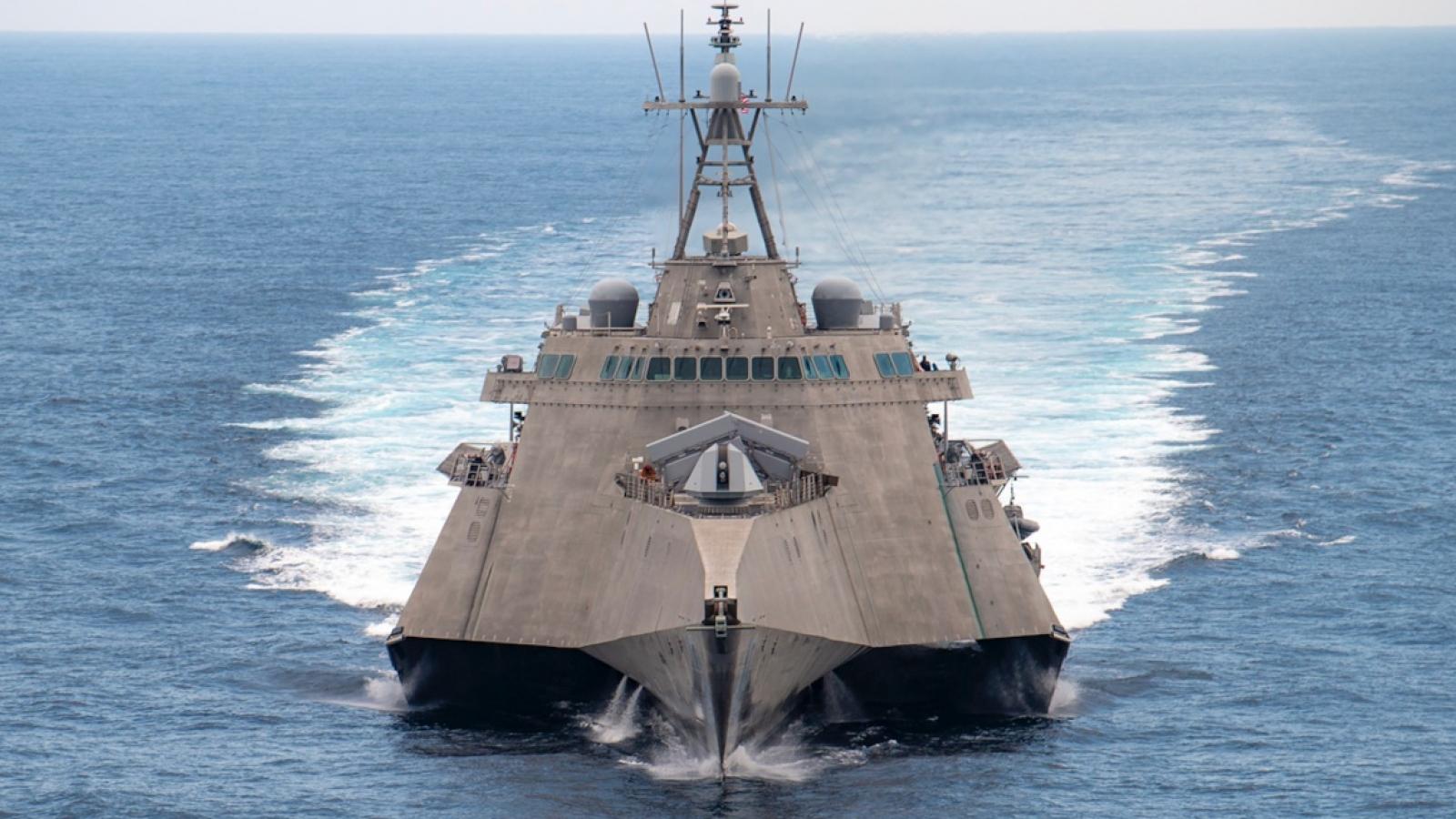 Tên lửa tấn công lợi hại của Mỹ khiến hải quân Trung Quốc e ngại