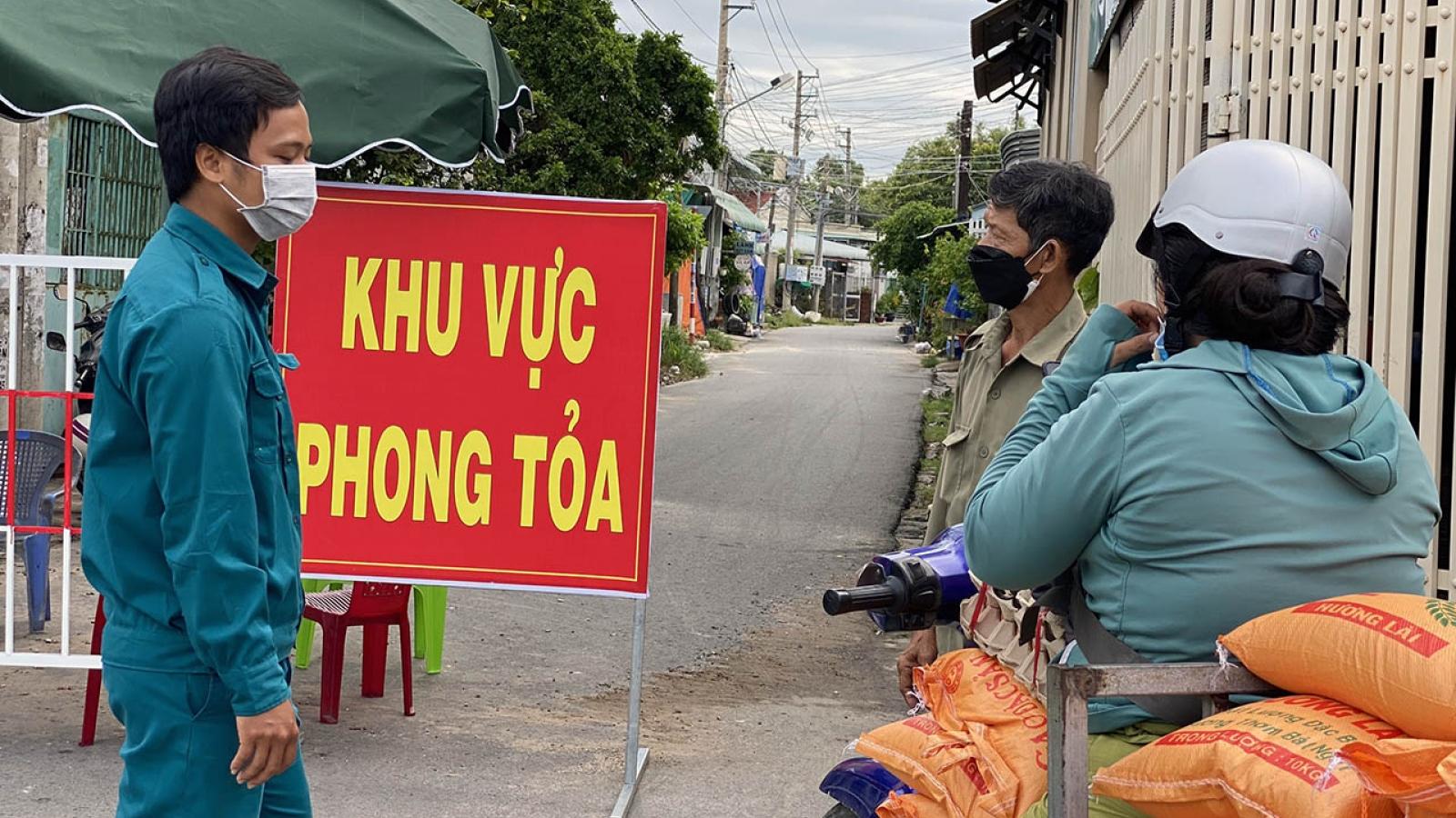 Số ca mắc Covid-19 ở Tây Ninh tăng 80 ca, không có tử vong trong ngày