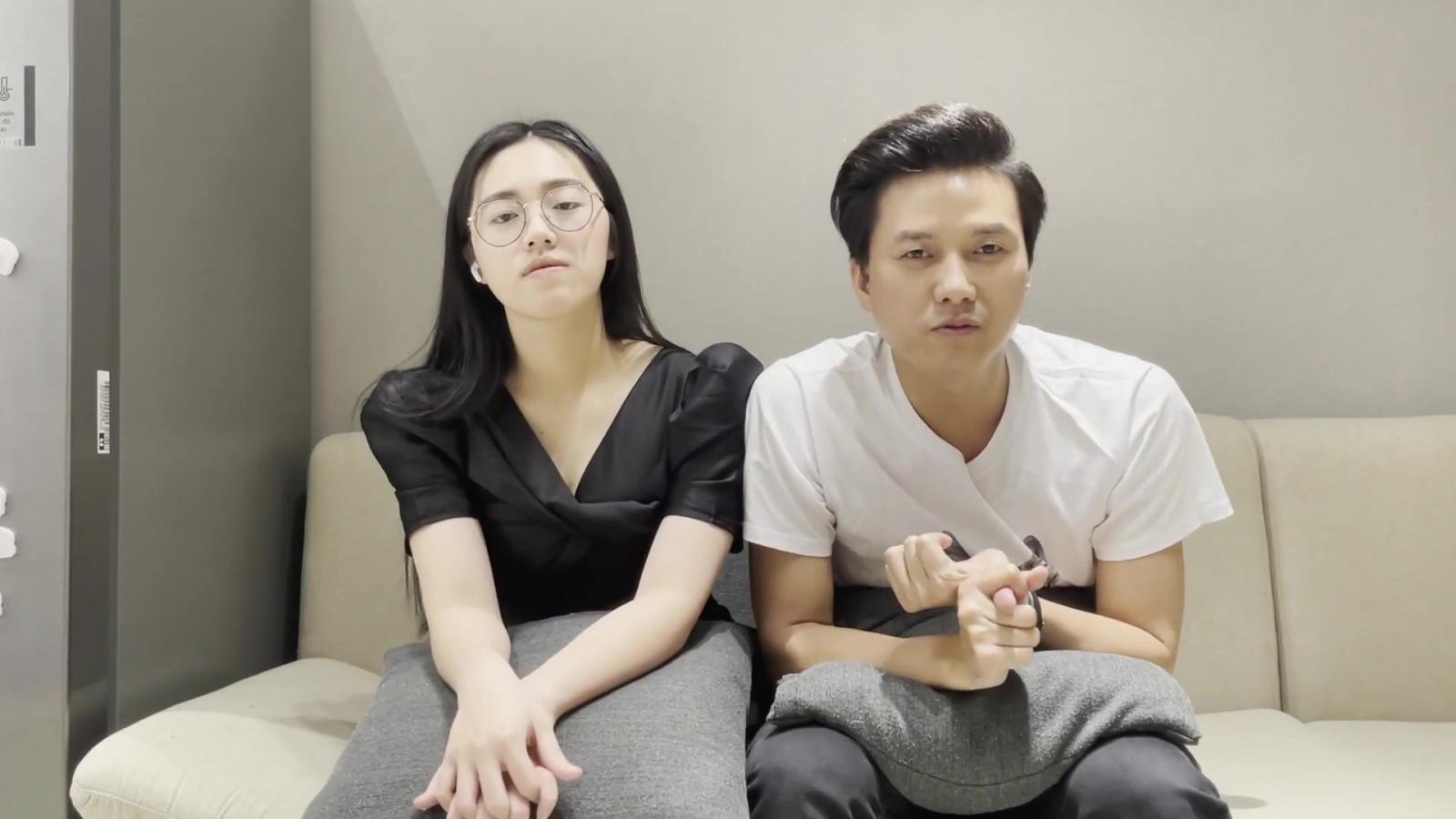 Quách Ngọc Tuyên tiết lộ nợ vợ trẻ một lời cầu hôn