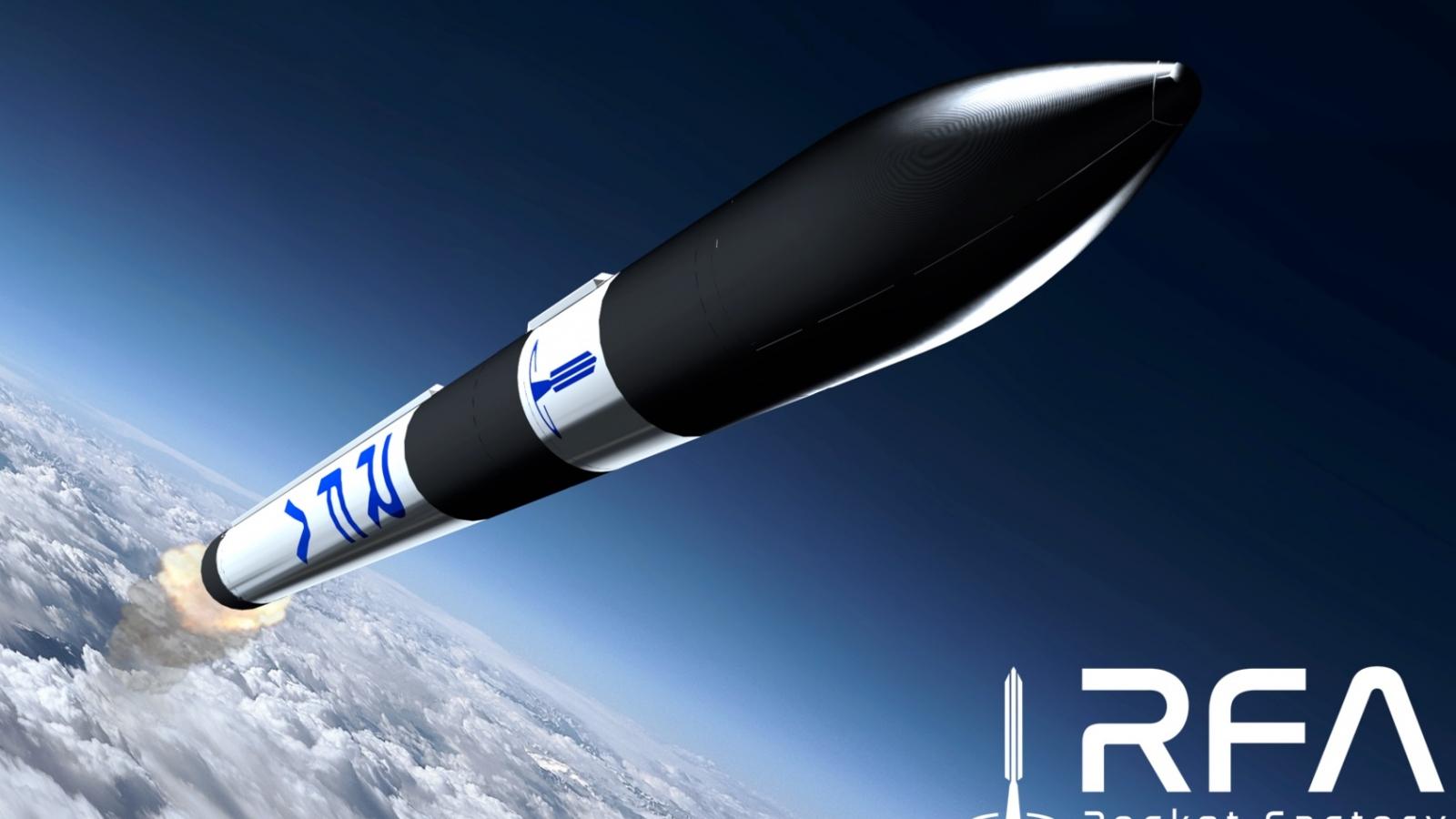 """Đức tham gia đường đua chế tạo """"taxi vệ tinh"""" cạnh tranh với SpaceX"""
