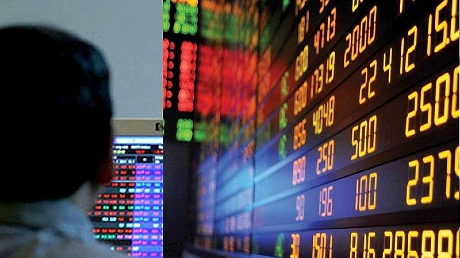 VN-Index tiếp tục xu hướng giảm điểm
