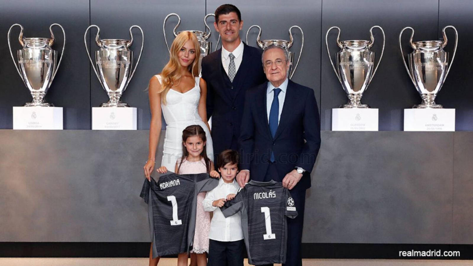 """Chuyển nhượng 17/8: MU cho sao trẻ đi """"học việc"""", Real Madrid gia hạn với thủ môn Courtois"""