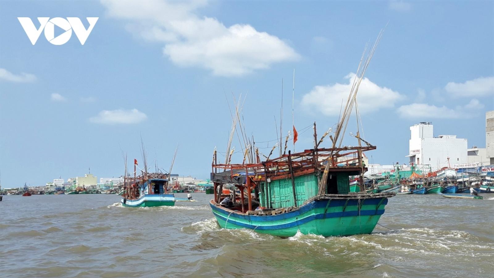 IUU tăng cường tuyên truyền ngăn chặn khai thác thủy sản bất hợp pháp