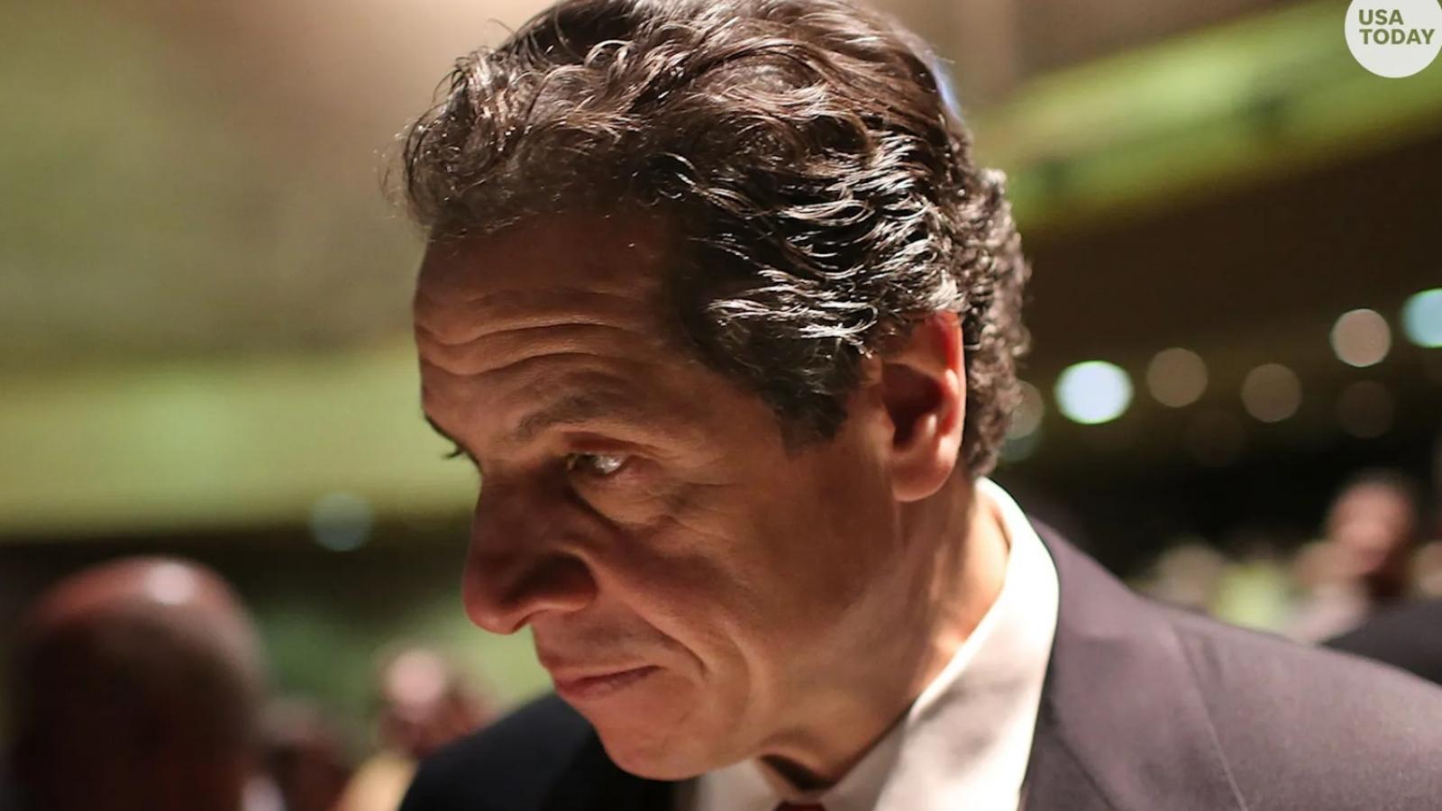 Thống đốc bang New York Cuomo bị phát hiện quấy rối tình dục 11 phụ nữ kể cả nữ cảnh sát