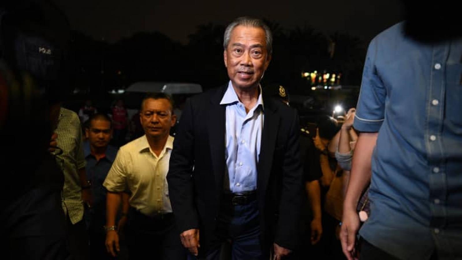 Thủ tướng Malaysia Muhyiddin Yassin và Nội các từ chức