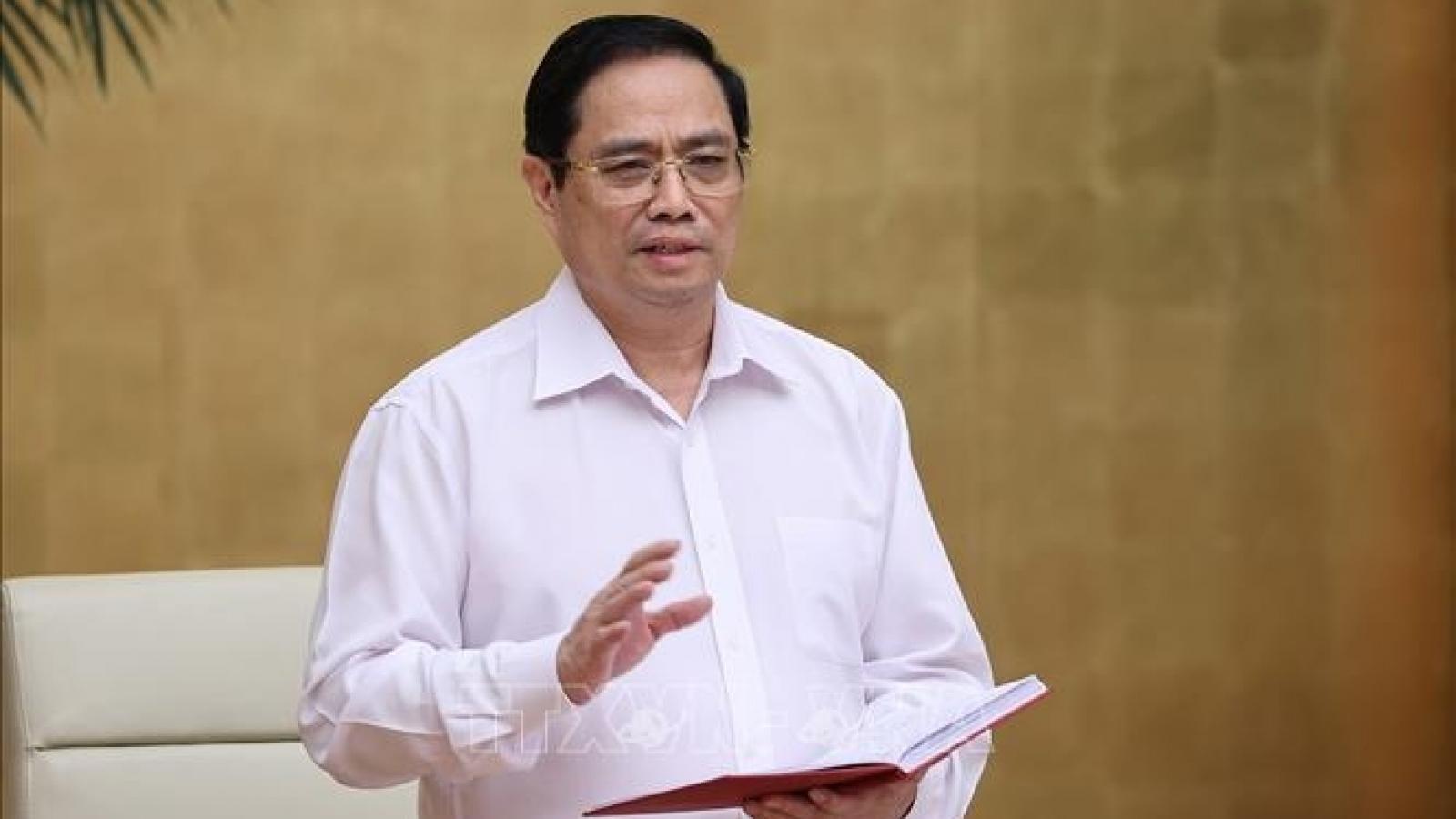 Thủ tướng dự Lễ công bố kết nối nền tảng hỗ trợ tư vấn khám, chữa bệnh từ xa