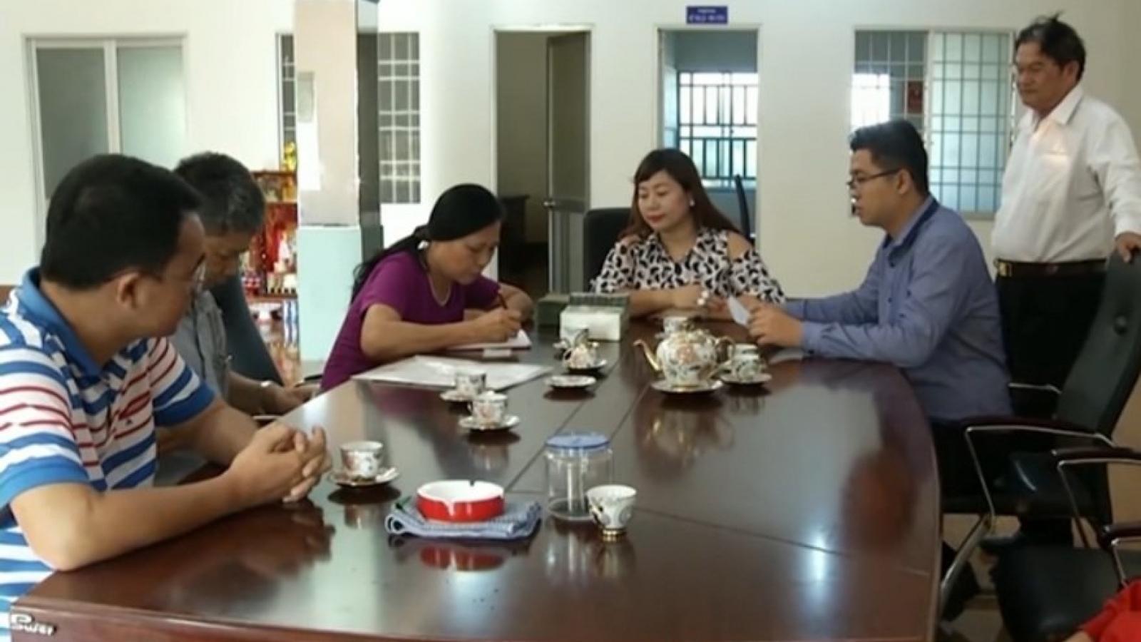 Truy nã nữ giám đốc công ty bất động sảnlừa đảo tại Bà Rịa - Vũng Tàu