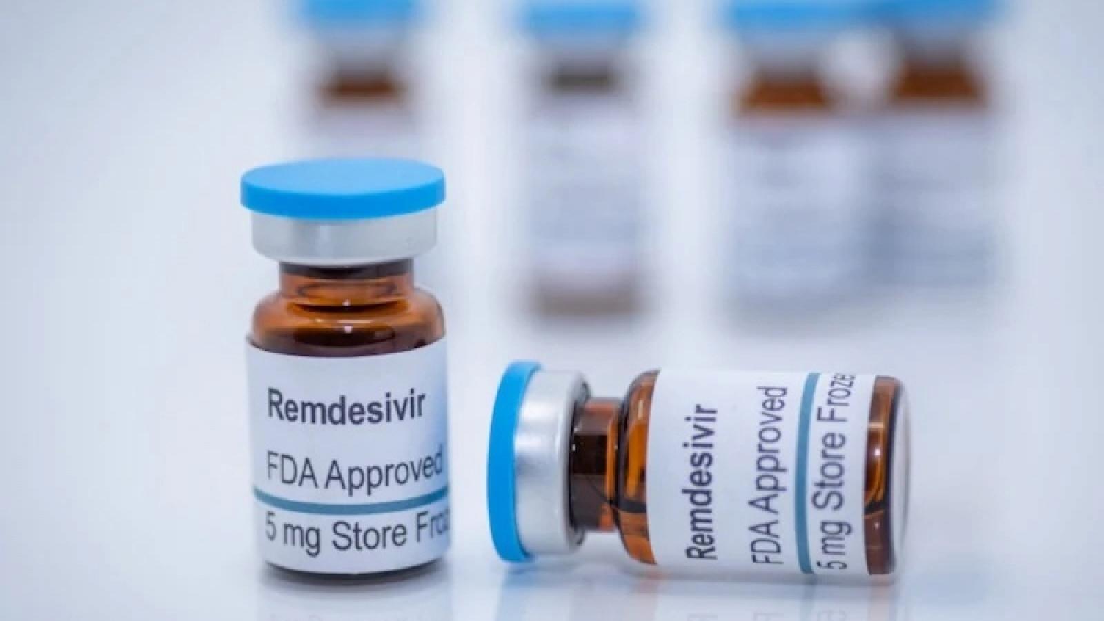 Thuốc Remdesivir có hiệu quả giảm tỷ lệ tử vong ở bệnh nhân COVID-19?