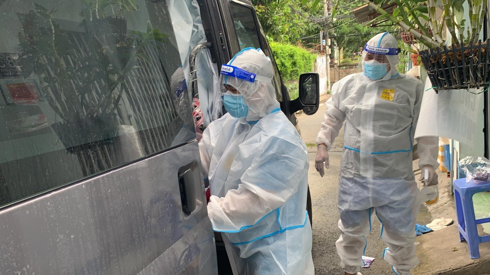 TP.HCM thí điểm dùng thuốc Molnupiravir điều trị bệnh nhân Covid-19 tại nhà từ 27/8