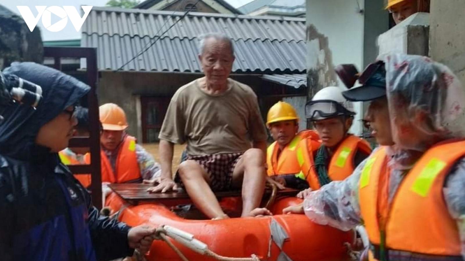 Mưa diện rộng chấm dứt hạn hán, các tỉnh Tây Nguyên sẵn sàng ứng phó với mưa lũ