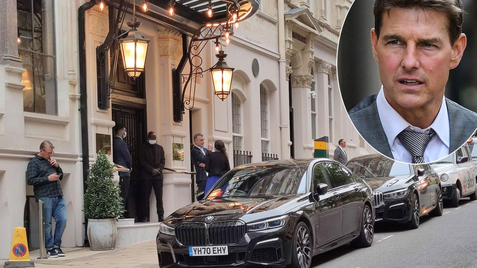 Tài tử Tom Cruise bị trộm cuỗm tài sản trị giá hàng nghìn bảng Anh