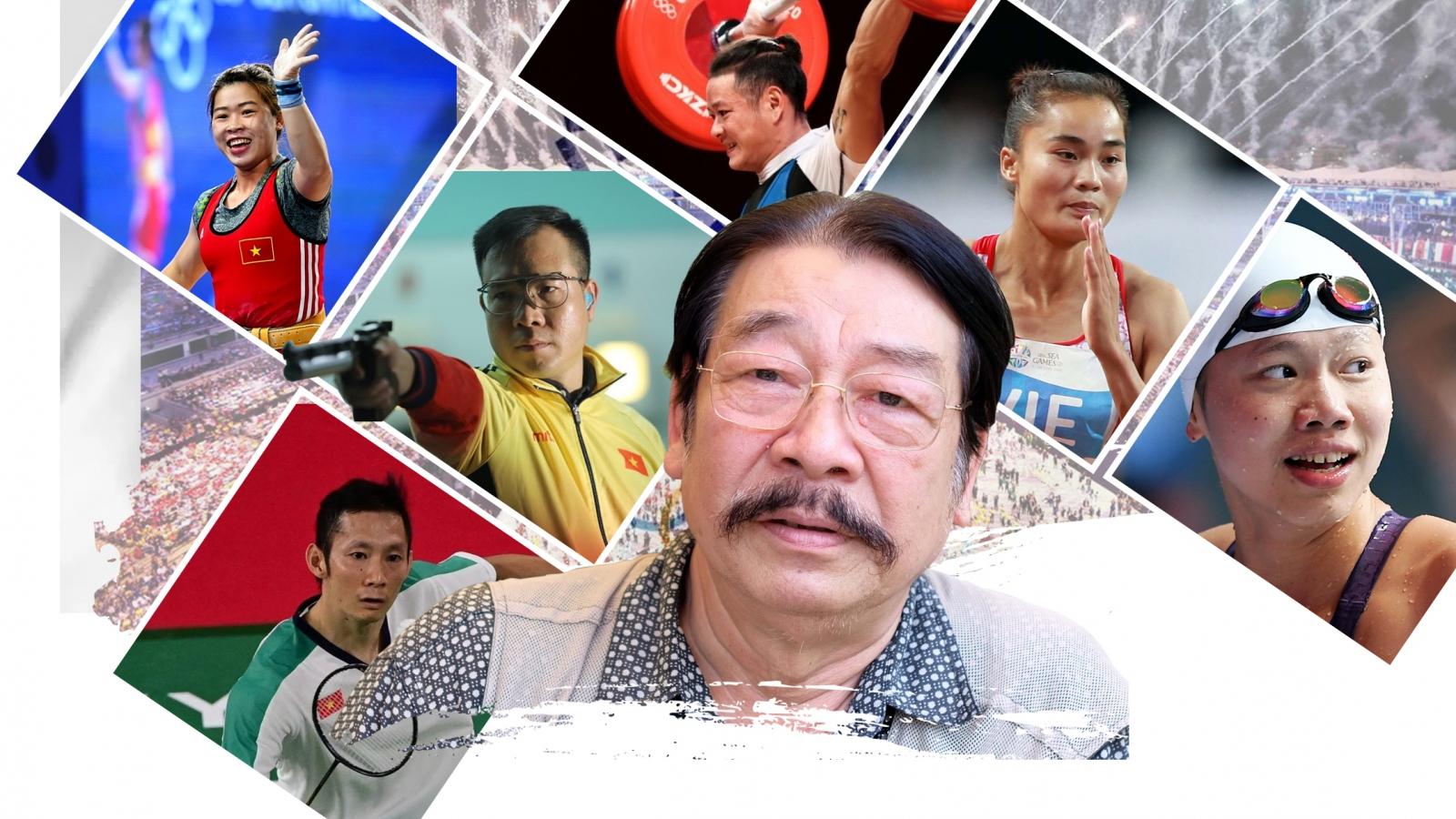 Bài học sâu sắc của thể thao Việt Nam sau thất bại Olympic Tokyo 2020