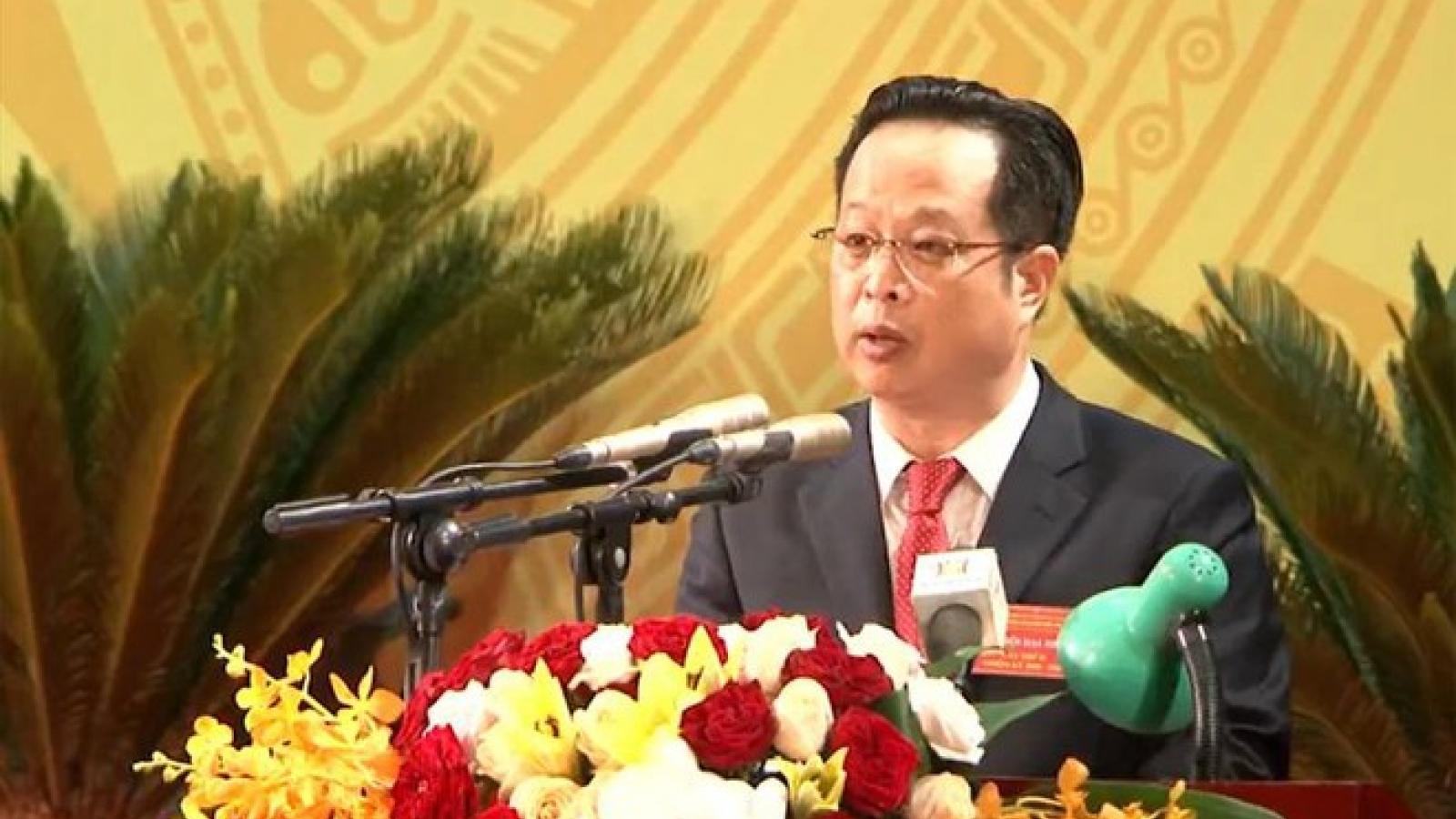 Hà Nội điều động Giám đốc Sở Văn hóa - Thể thao giữ chức Giám đốc Sở Giáo dục - Đào tạo