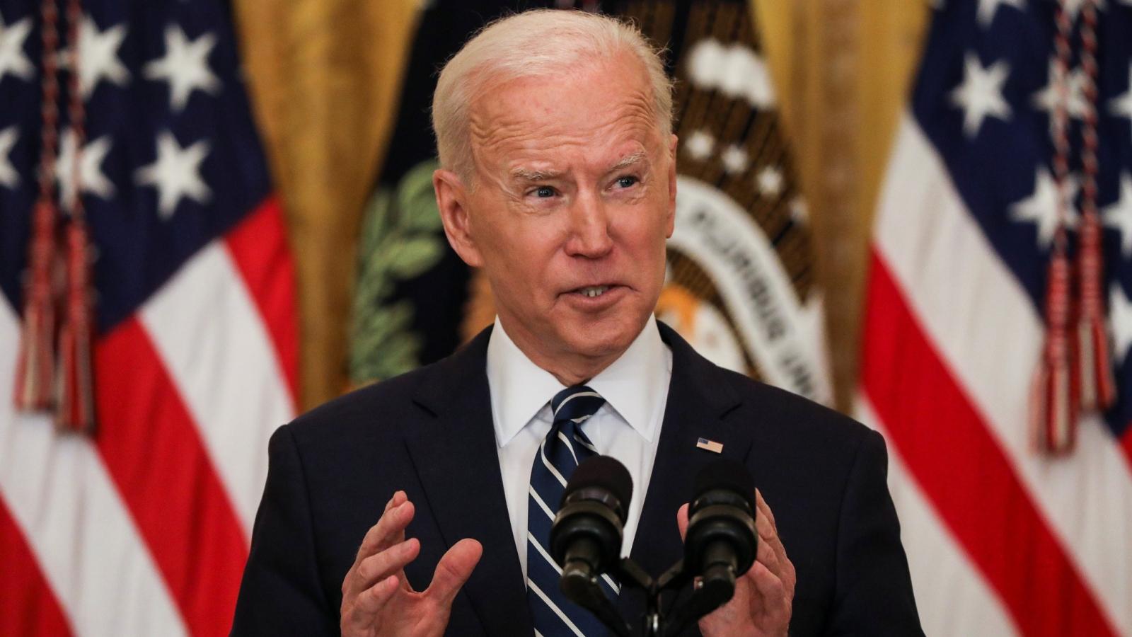 Tổng thống Biden hoan nghênh Thượng viện Mỹ thông qua dự luật cơ sở hạ tầng
