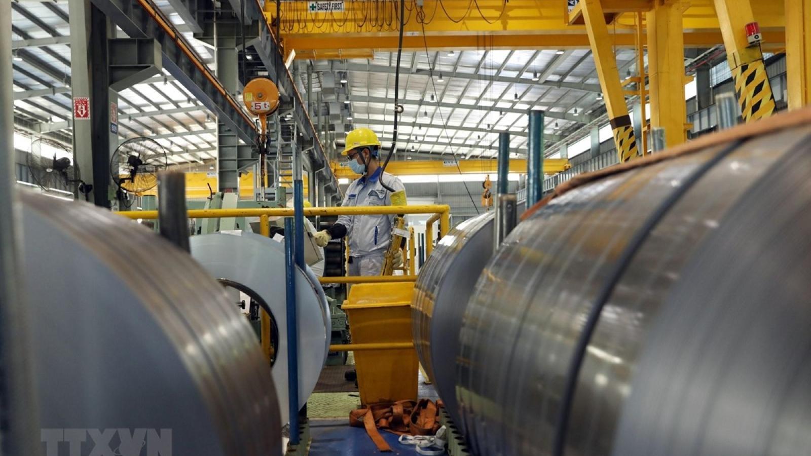 Đề xuất giảm thuế nhập khẩu để bình ổn giá thép