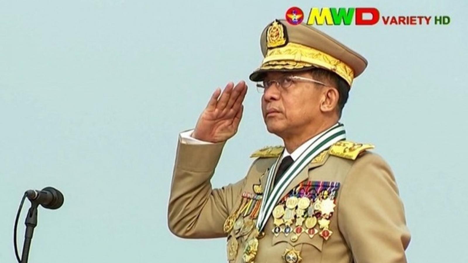 Bước đi đầu tiên thực thi 5 điểm về Myanmar được quốc tế hoan nghênh