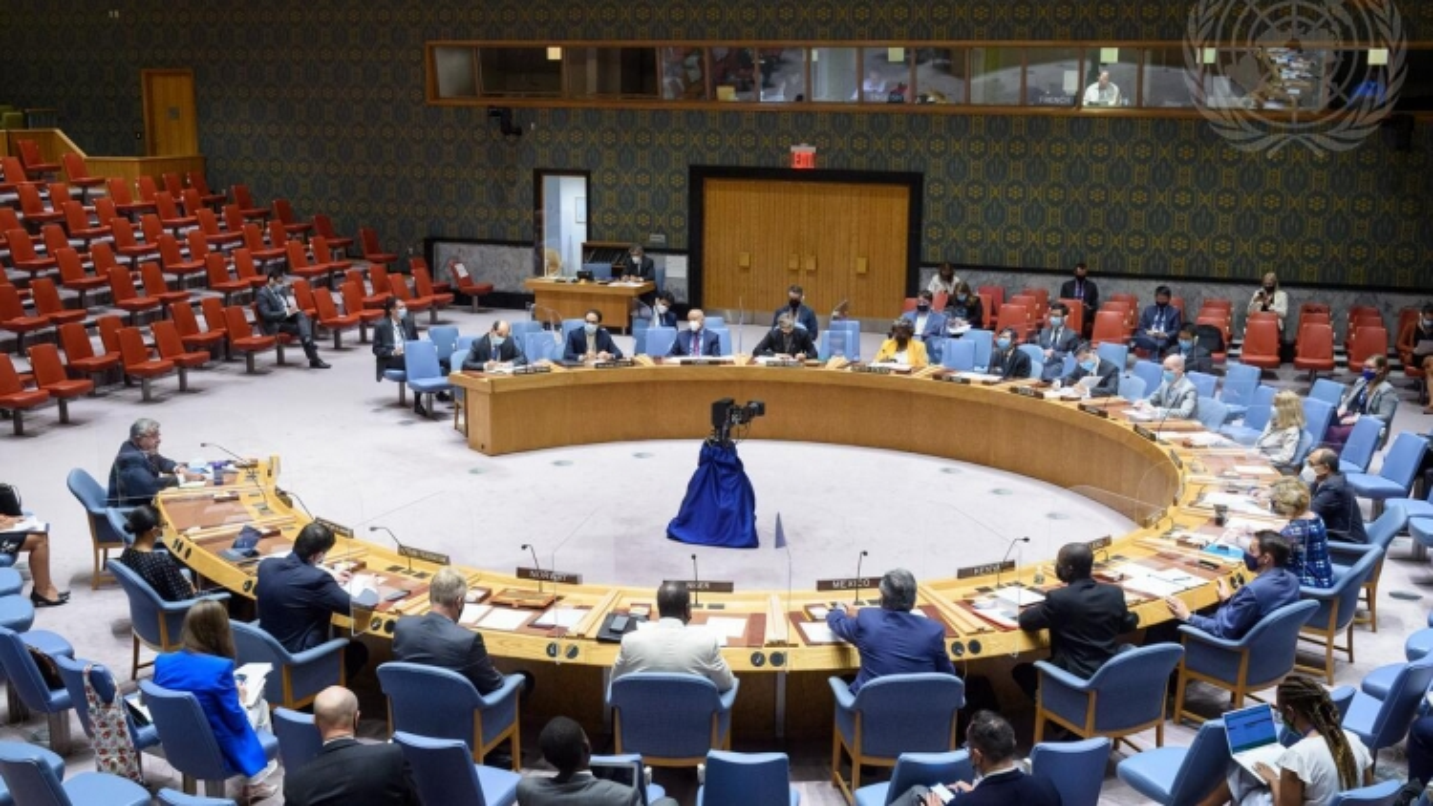 Hội đồng Bảo an họp định kỳ để nghe báo cáo về vấn đề vũ khí hoá học tại Syria