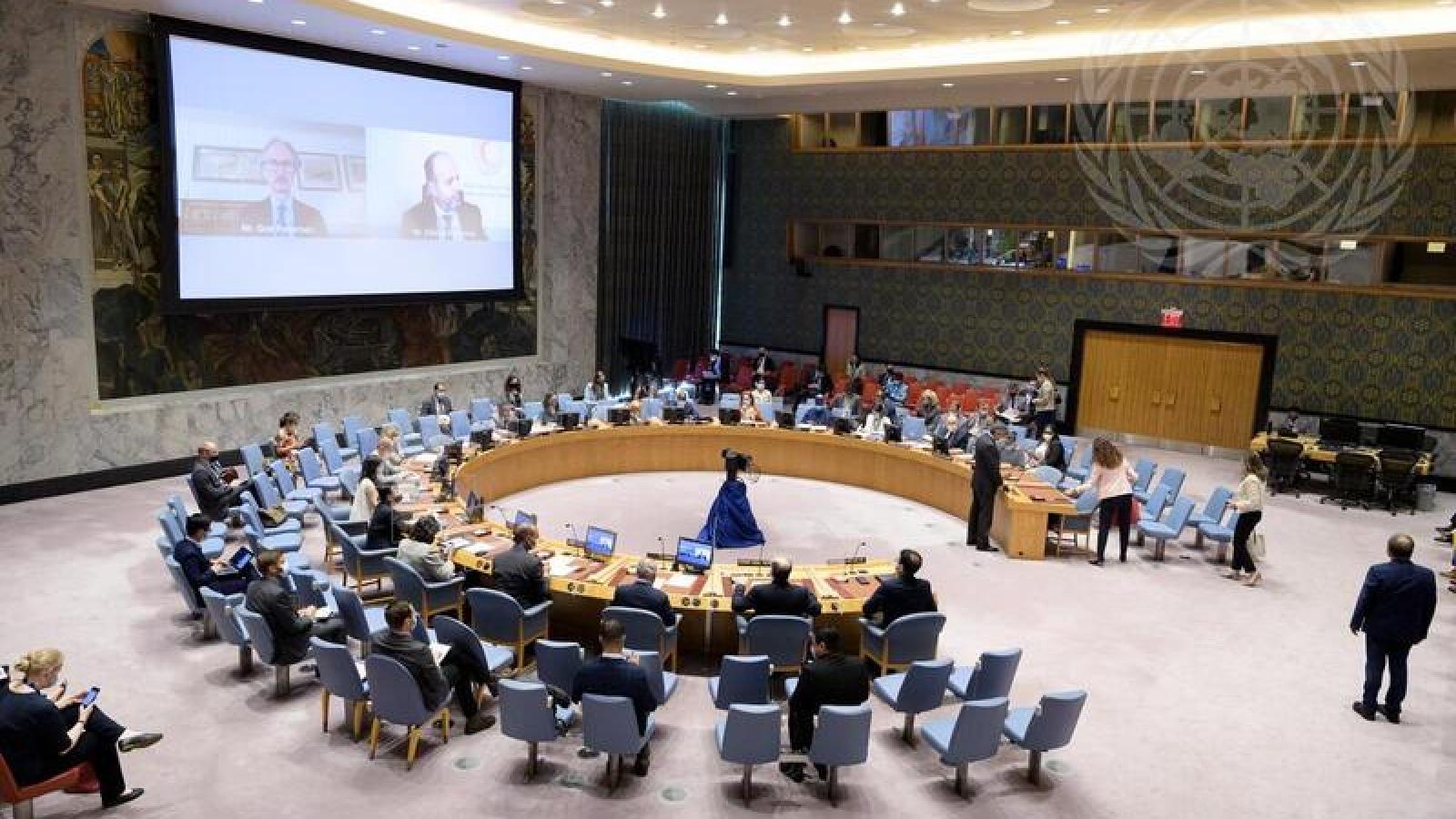 Hội đồng Bảo an thảo luận định kỳ về khủng hoảng tại Syria