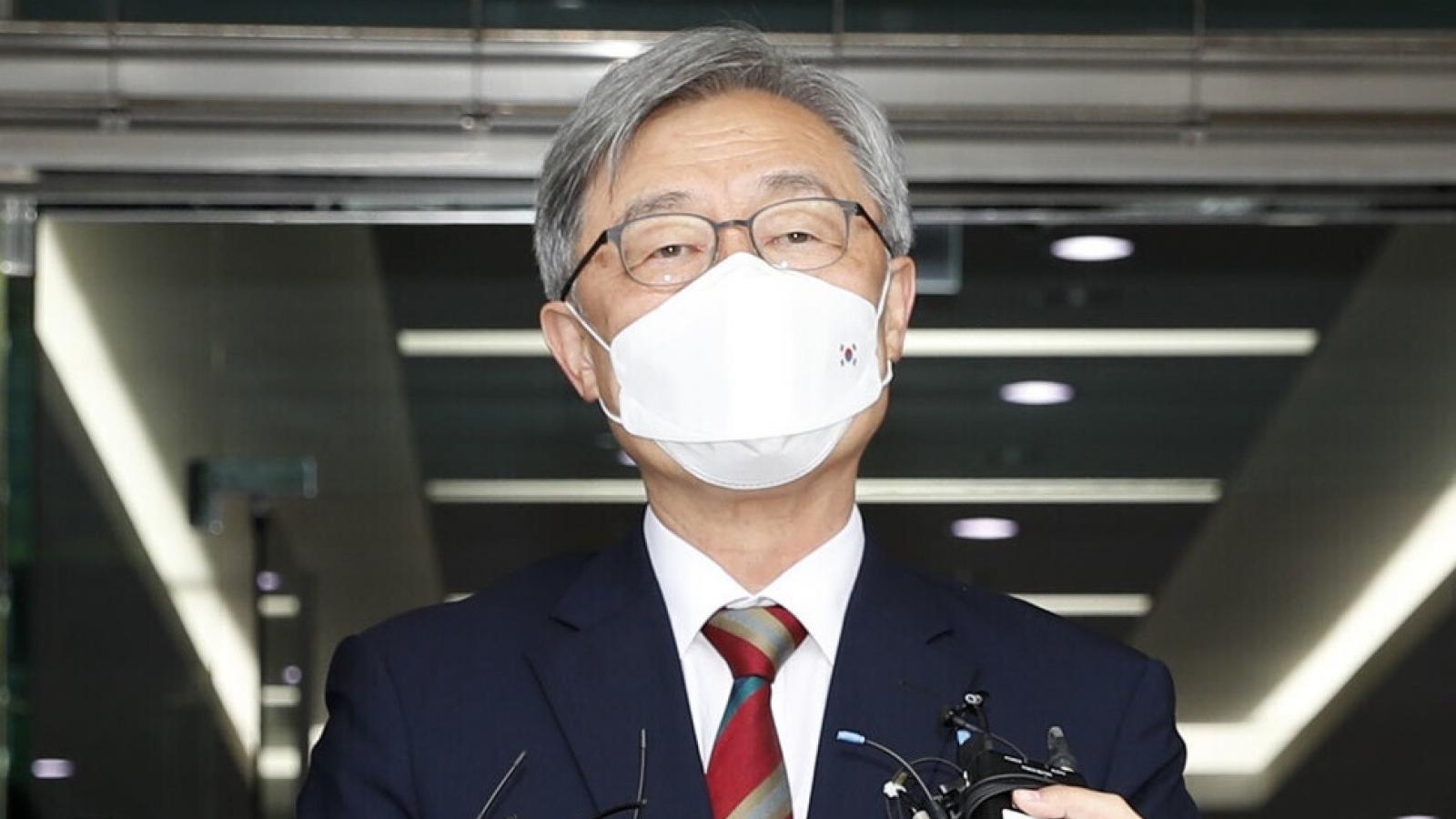 Cựu giám đốc Cơ quan Kiểm toán Hàn Quốc tuyên bố tranh cử tổng thống