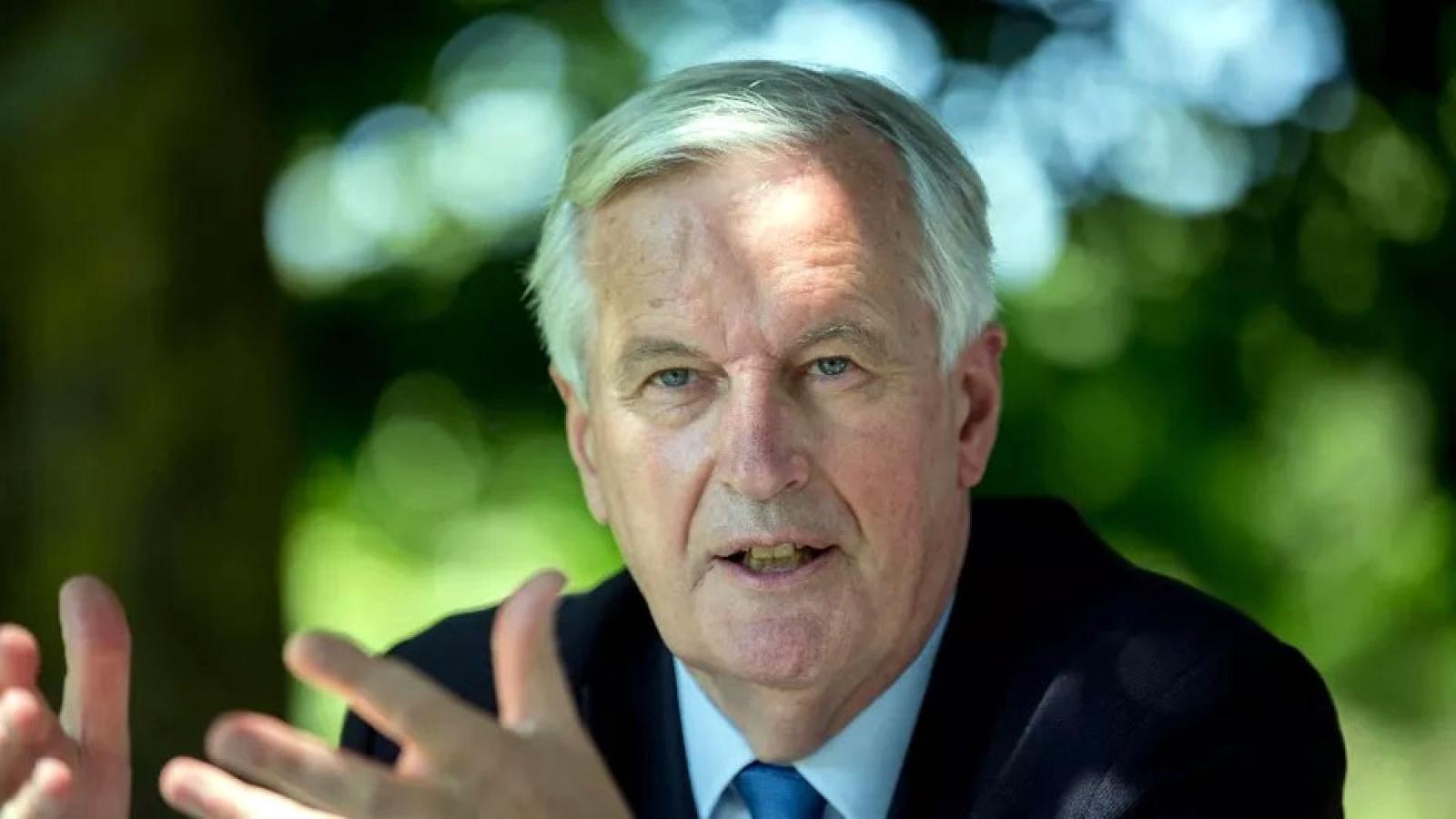Cựu trưởng đoàn đàm phán Brexit của EU ra tranh cử Tổng thống Pháp