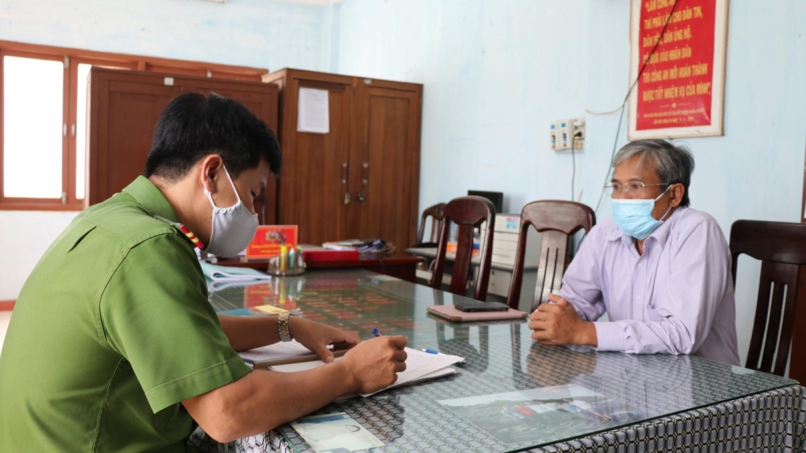 Nóng 24h: Khởi tố 3 cán bộ sai phạm trong bán 262 lô đất ở Phú Yên