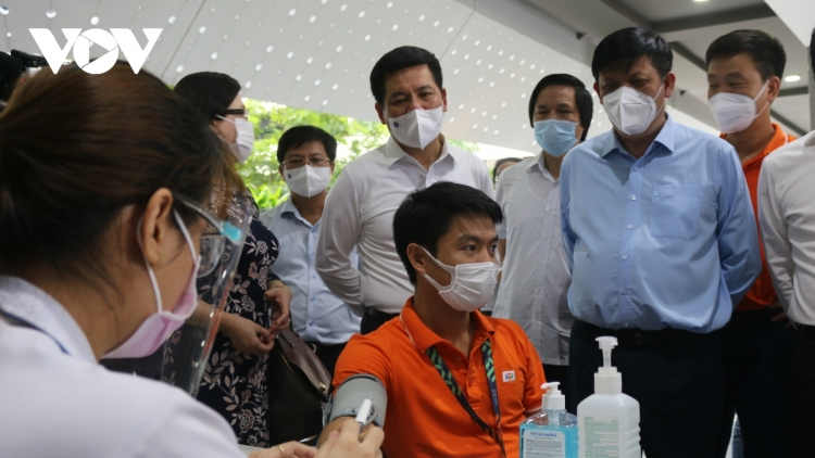 More than 5 million people vaccinated against COVID-19 in HCM City
