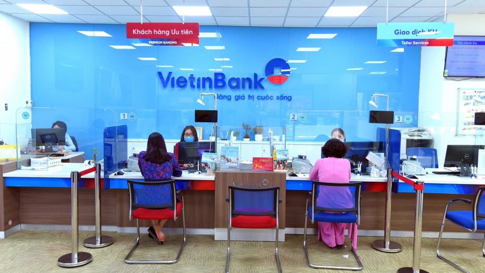 VietinBank tiếp tục bổ sung 20.000 tỷ đồng lãi suất ưu đãi