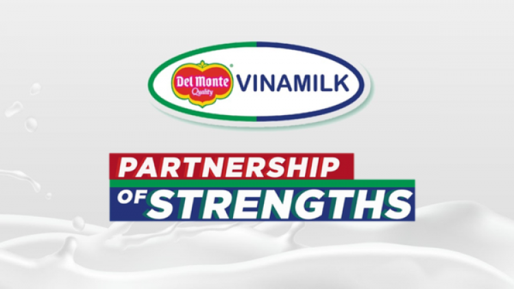 Vinamilk forms joint venture with Del Monte in Philippines