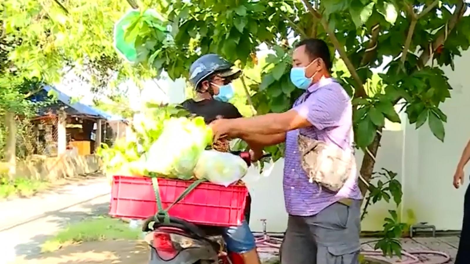 Vĩnh Long đảm bảo đời sống các hộ dân trong khu phong tỏa