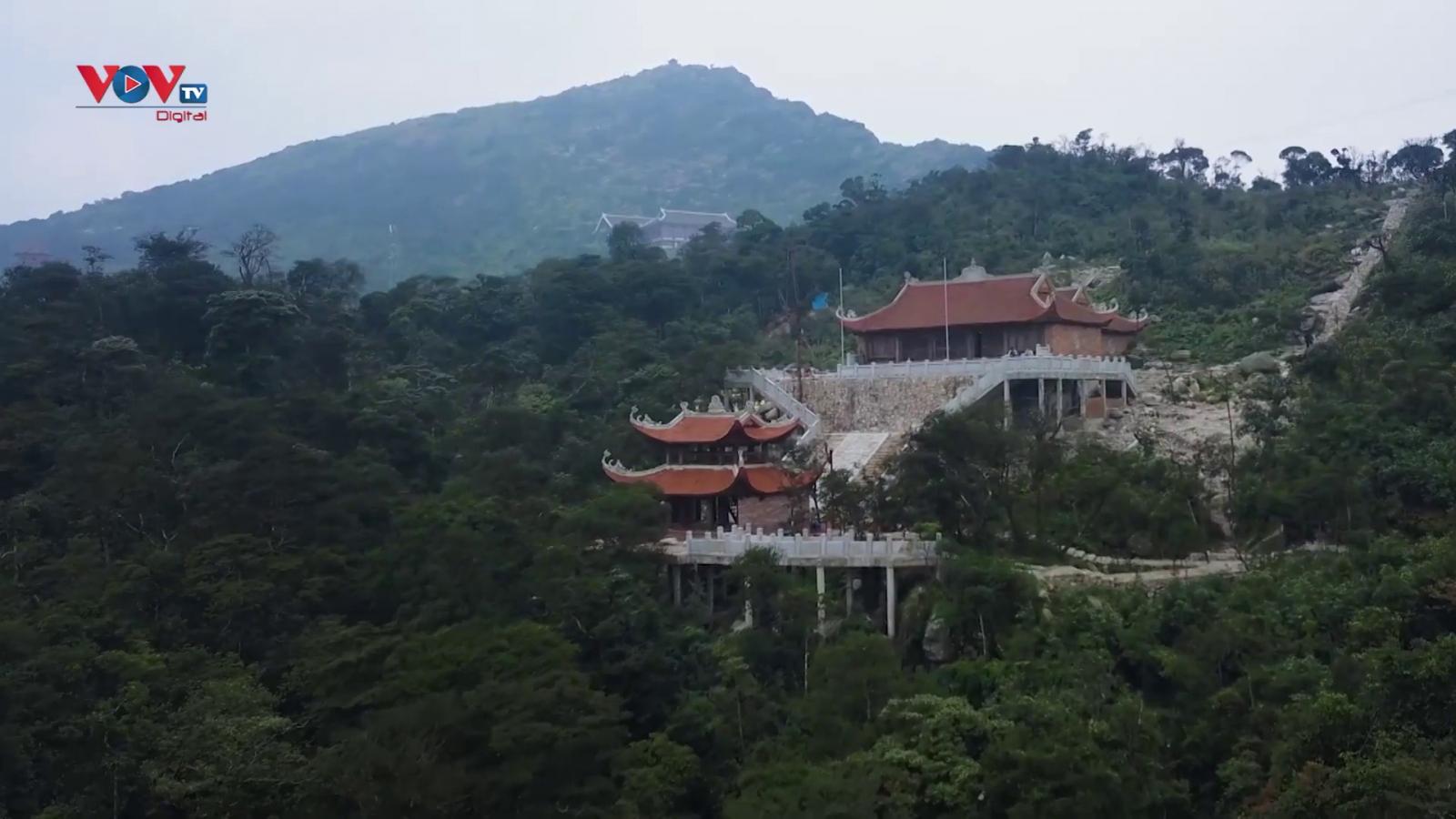 """Danh thắng Tây Yên Tử - """"kho báu"""" của du lịch Bắc Giang"""