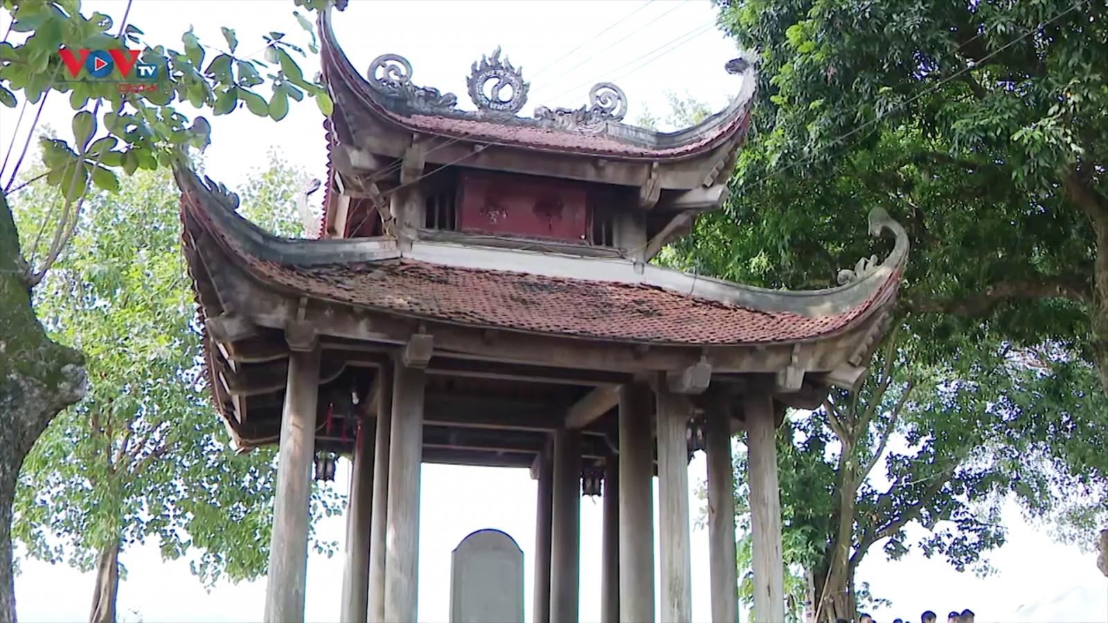 Hưng Yên - điểm đến cho người yêu du lịch văn hóa, tâm linh