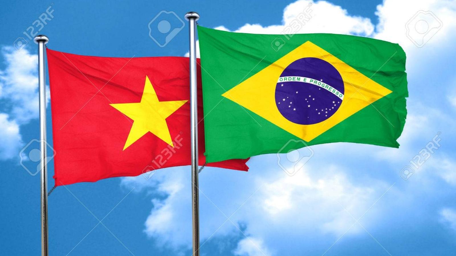 Vietnam becomes leading Brazilian trade partner in ASEAN