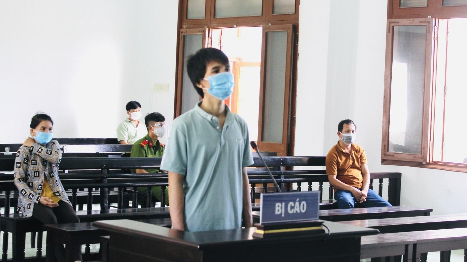 Xử phạt 10 năm tù kẻ hoạt động nhằm lật đổ chính quyền nhân dân