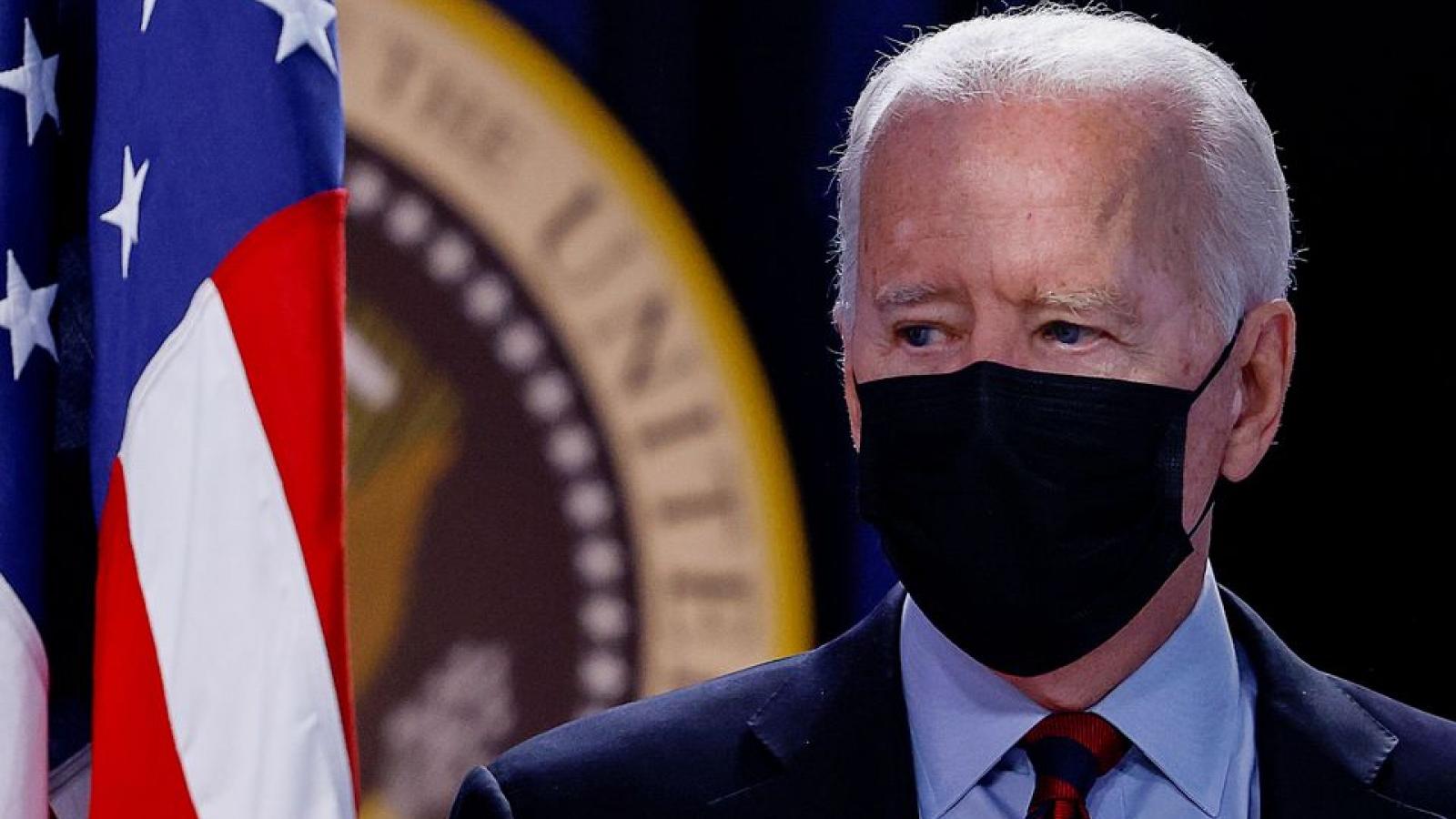 Khảo sát: 38% người Mỹ ủng hộ Tổng thống Biden rút quân khỏi Afghanistan