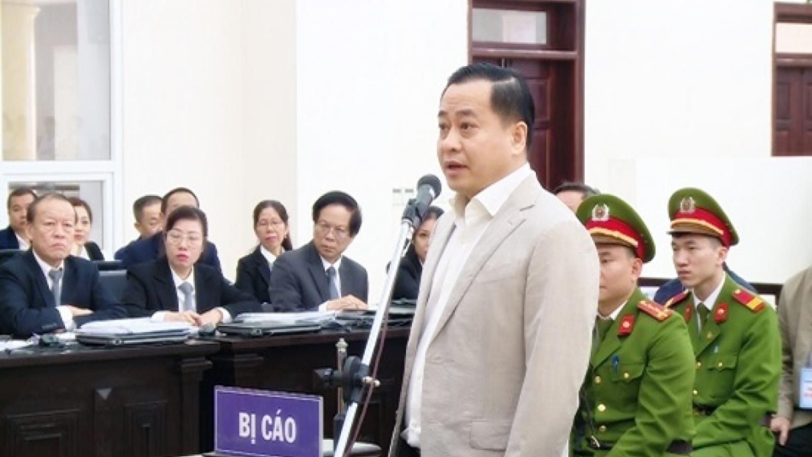 Phan Văn Anh Vũ cho 5 tỷ đồng vào túi nilon dán kín để hối lộ