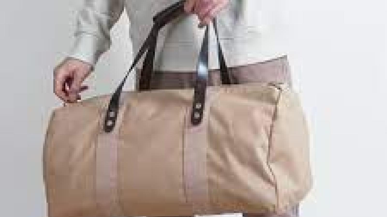 """5 loại """"túi"""" cần thiết cho mọi chuyến du lịch"""