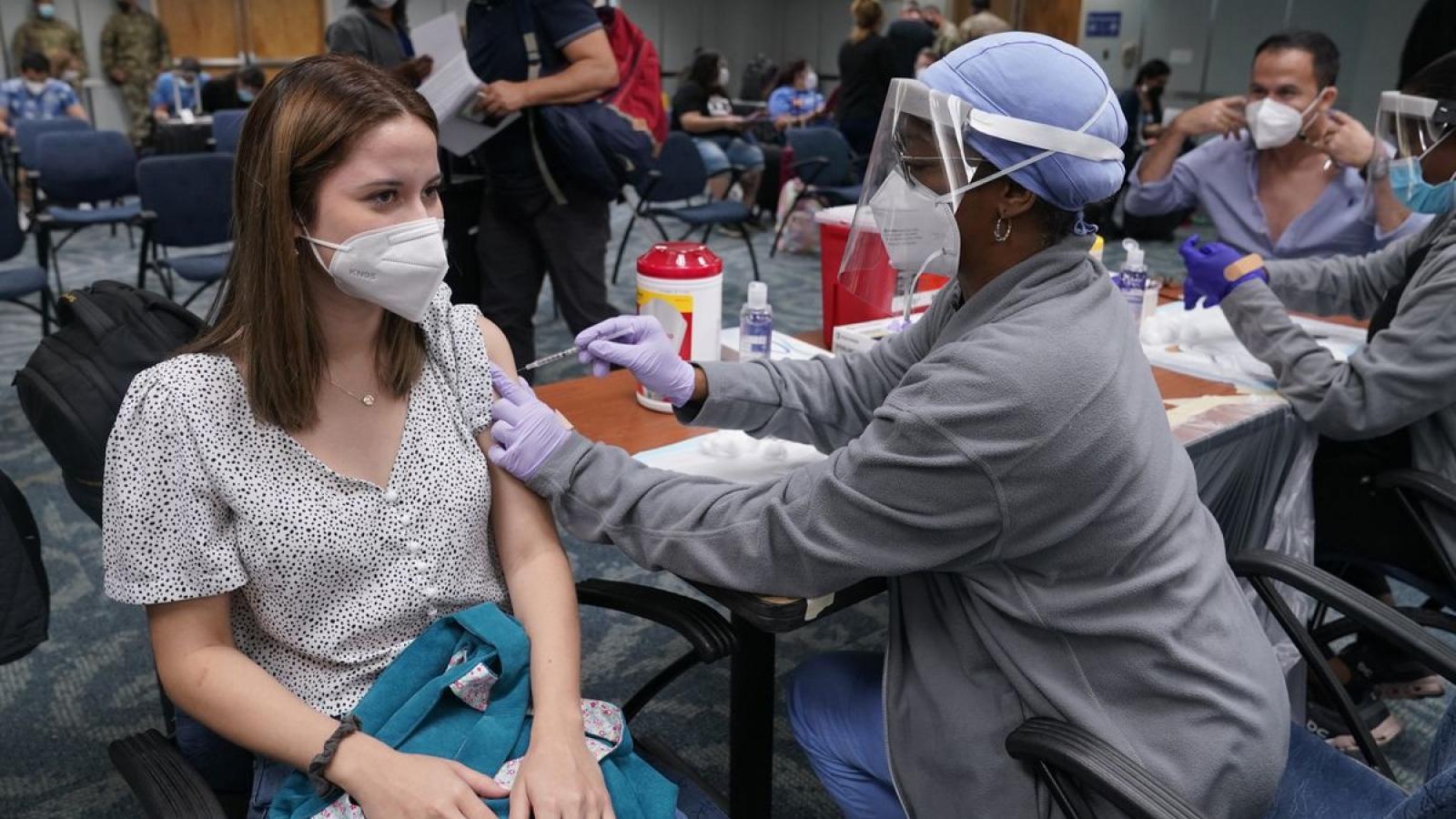Biến thể Delta đã chiếm 93% tổng số ca mắc Covid-19 tại Mỹ