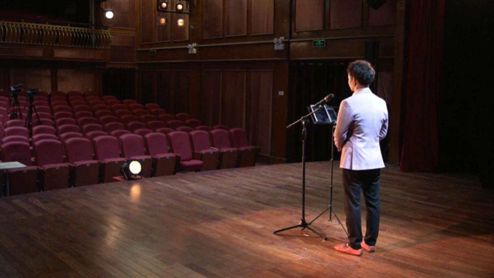 Nghệ sỹ 5 nhà hát cùng tiếp sức cho tuyến đầu chống dịch Covid-19