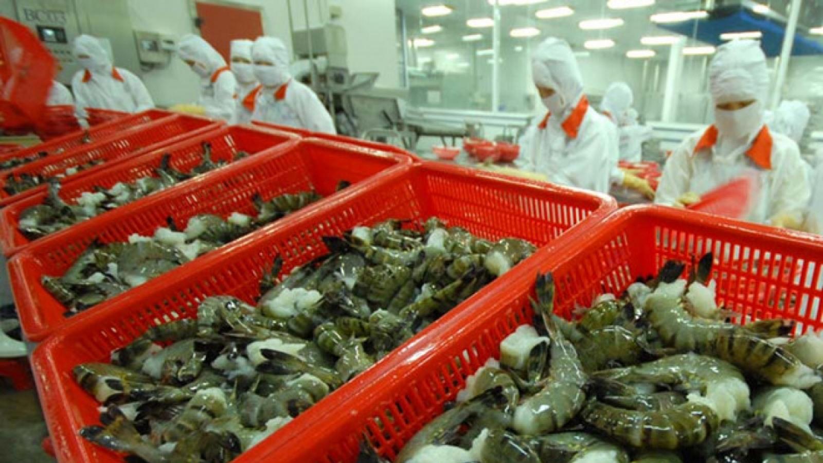 Xuất khẩu nông, lâm, thủy sản tăng gần 27% so với cùng kỳ