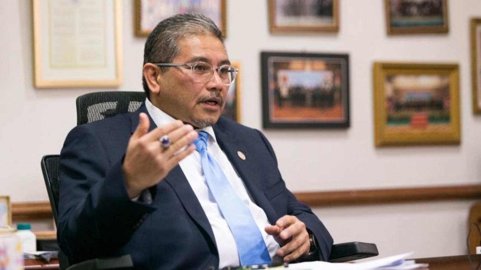 ASEAN bổ nhiệm Đặc phái viên về Myanmar